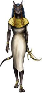 Богиня Басет