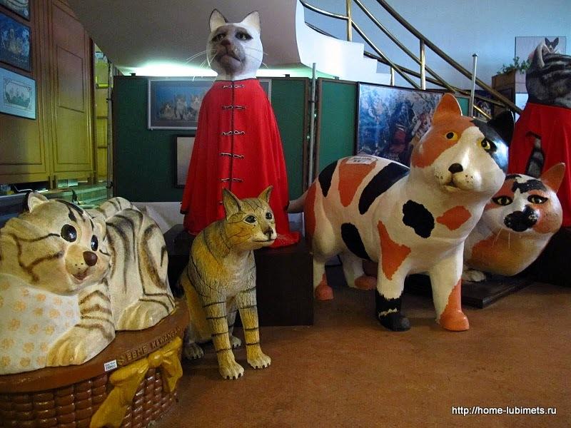 Музей Кошек в Кучинге
