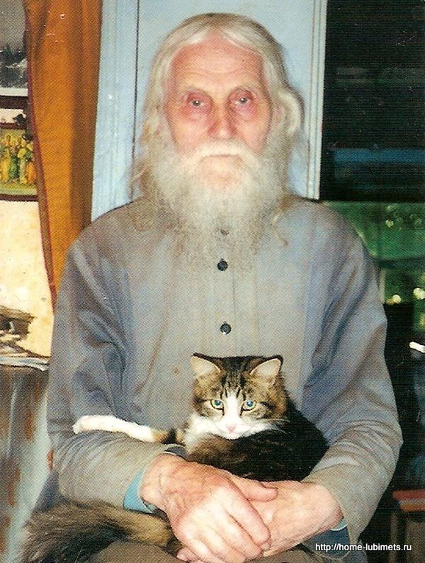 Кот липа и старец Николай