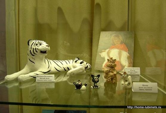 Музей кошек в Литве