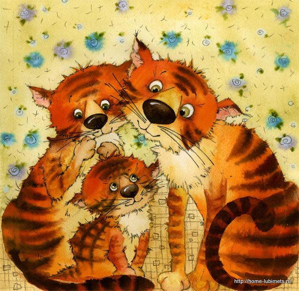 Кошки Виктории Кирдий