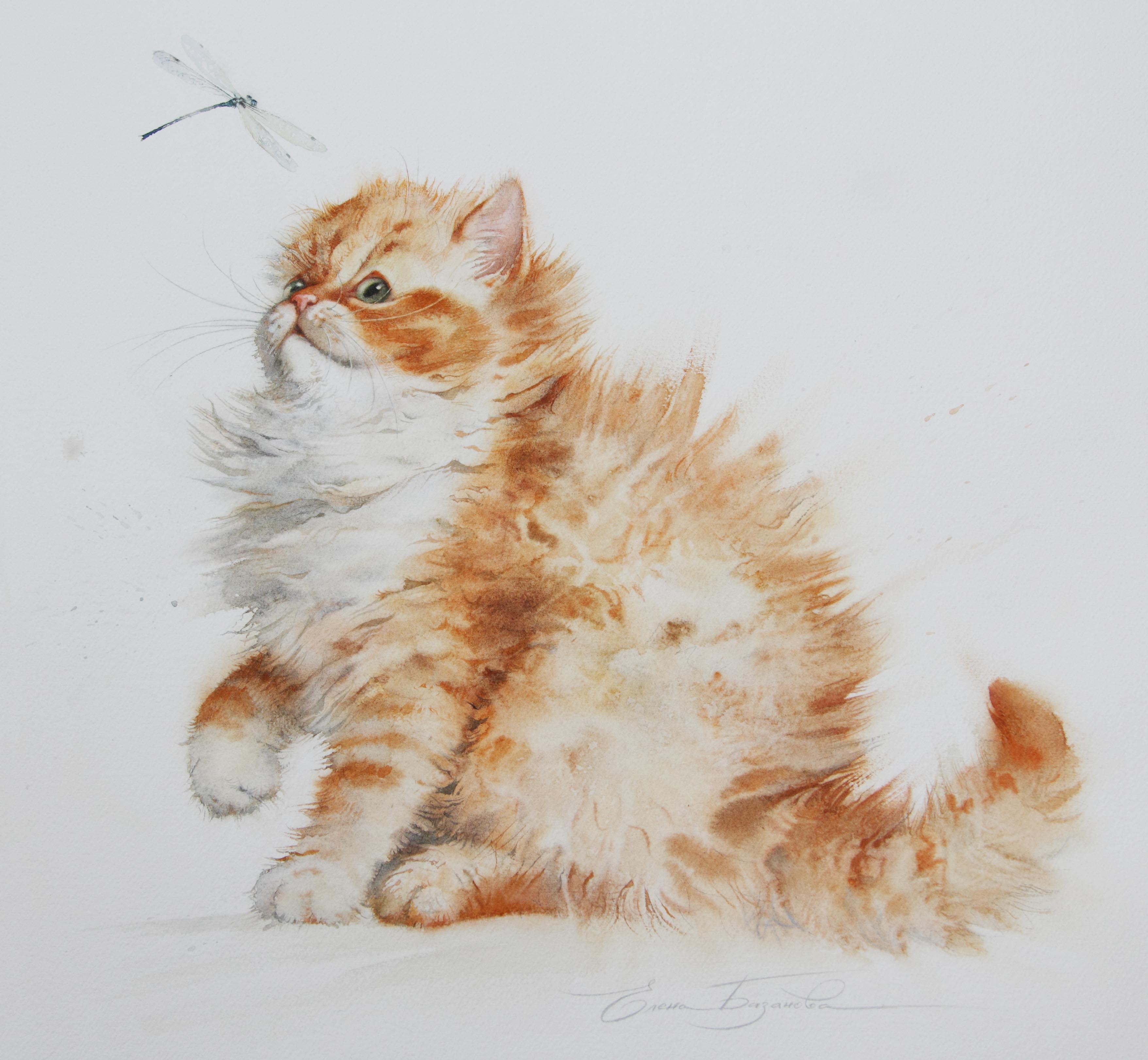 Кошки Елены Базановой