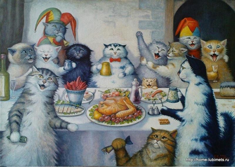 Поздравления с днем рождения как коту