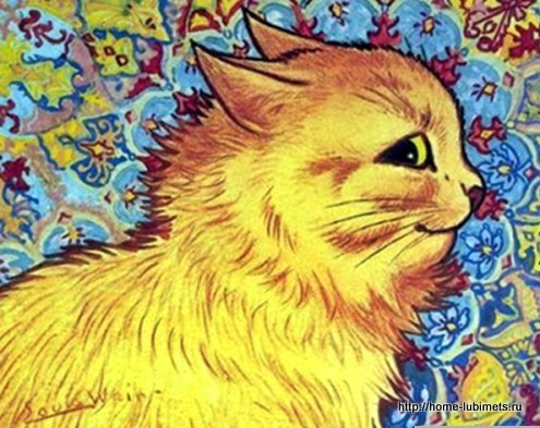 Кошки Луиса Уэйна