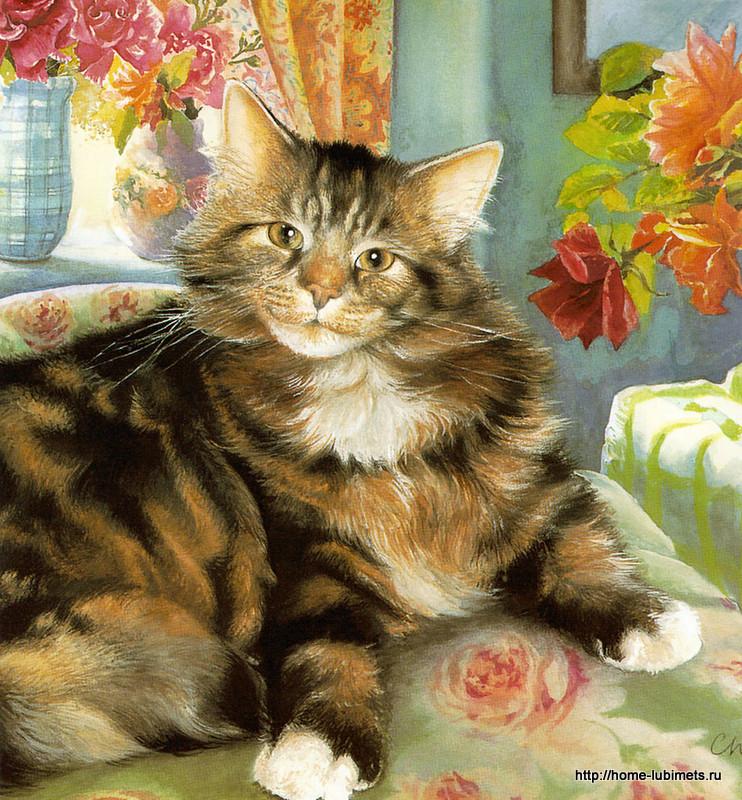 Кошки Крисси Снеллинг